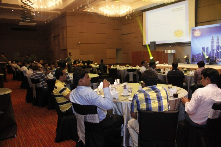 24 days Pan World Leadership Meeting Series Hilton Kuala Lumpur