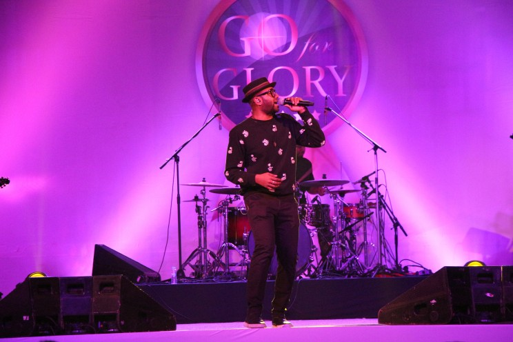 Go Glory - Live Performance Hyatt
