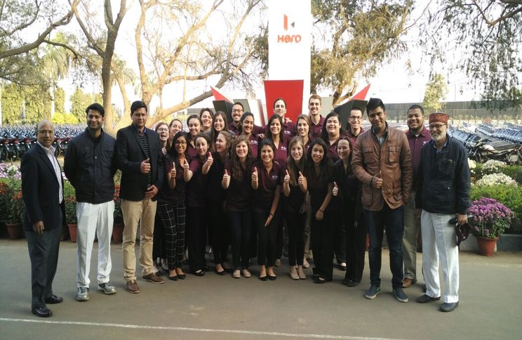 Inbound Educational group from TAMU 2016 Delhi & Agra Tour